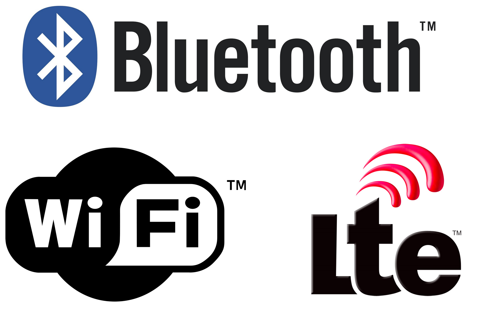 Bluetooth, Wi-Fi and LTE for consumer IoT