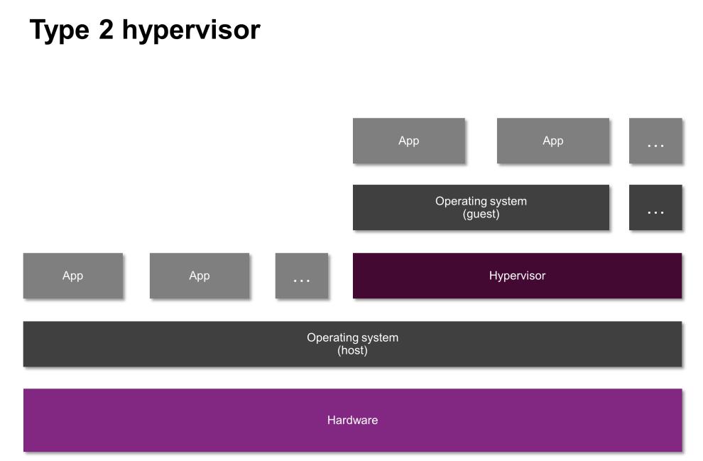 MIPS VZ - type 2 hypervisor