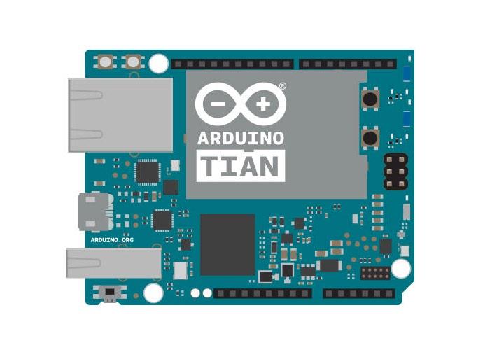 Arduino-Tian