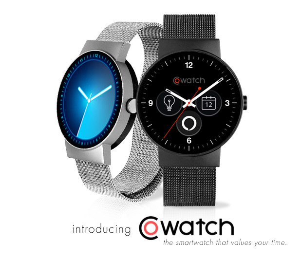 CoWatch - MIPS-based smartwatch