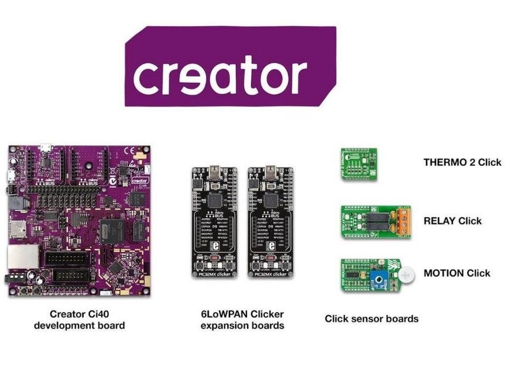 Creator Ci40 MIPS MT
