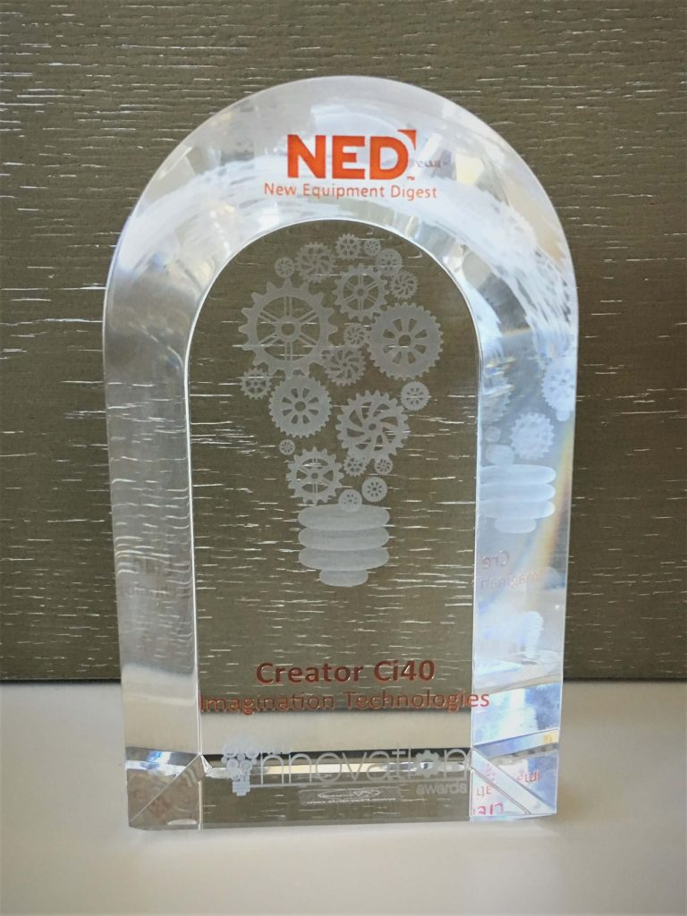 2017 NED Innovation Creator Ci40 award